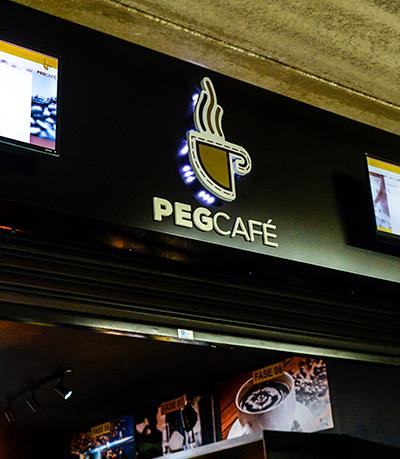 Pegcafé